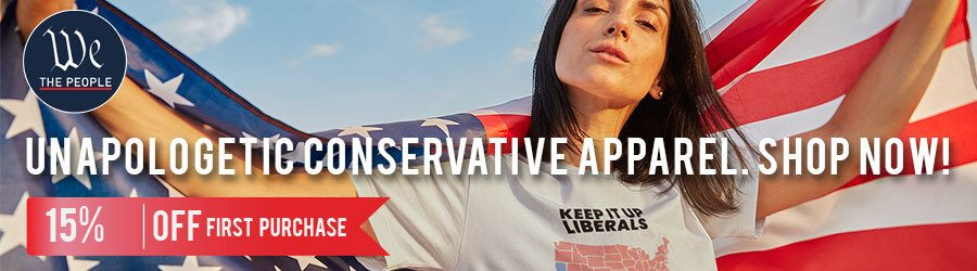 We The People Store: Get your conservative merch today!