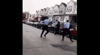 Walter Wallace 27 shot and killed in Philly attacking cops