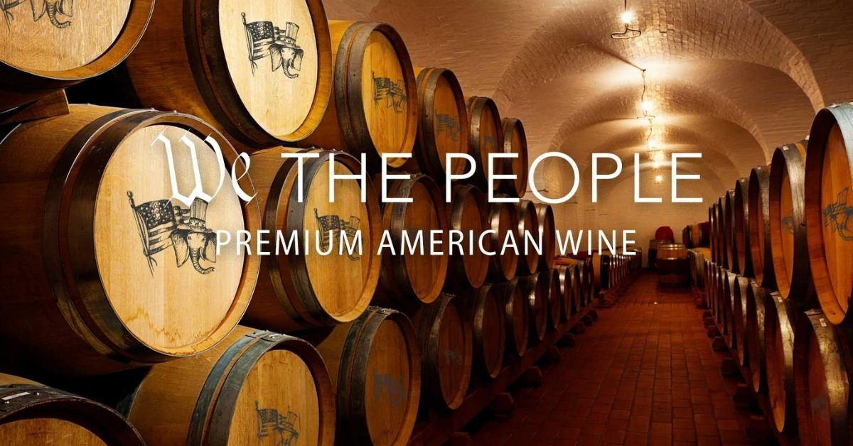 We The People Wine barrels